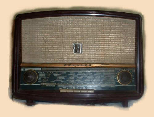 La radio de mamie Marthe